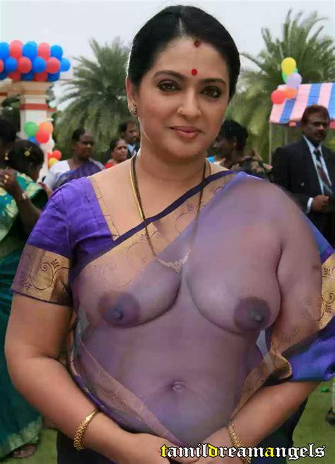 Tamil Actress Seetha Nude Stills