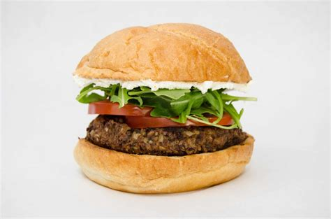 veggie burgers tofu burger recipe dishmaps
