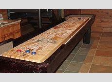 Shuffleboard Table Reviews McClure Tables