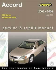 Honda Accord Cm Series 2003
