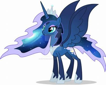 Deviantart Luna Princess Mlp Reversal Luminara Trailgrazer