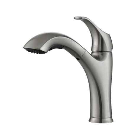 pull kitchen faucet reviews best single handle kitchen faucet top 6 in 2017