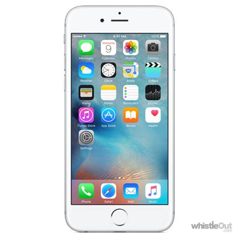 iphone 6s features iphone 6s 16gb plans compare the best plans from 0