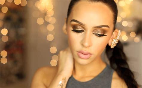 20 christmas makeup looks to make you stand out