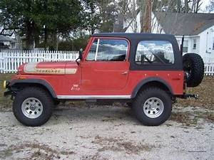 Buy Used 76 Cj7 Renegade With 350 Mod In Knoxville  Tn  United States