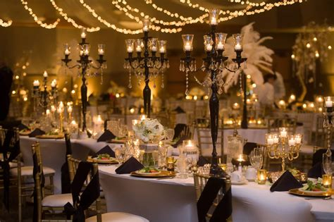 The Great Gatsby Wedding of Dreams Gatsby wedding
