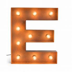 letter e with light bulb reallynicethings With letter e light