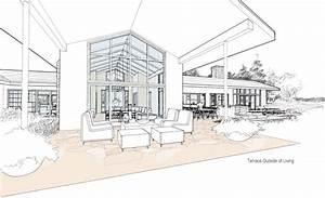 Mcm, Design, Modern, House, Plan, 1, Exterior, Views