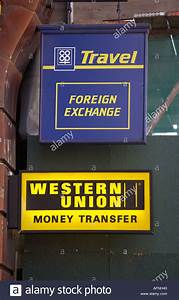 FOREIGN EXCHANGE WESTERN UNION MONEY TRANSFER SIGN ON ...