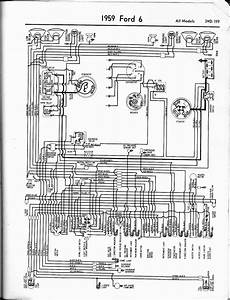 1959 F100 Column Wiring Diagram