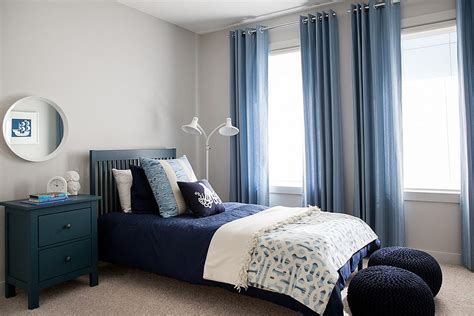 Light Blue Bedroom Design Ideas by Gray And Blue Bedroom Ideas 15 Bright And Trendy Designs