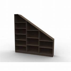 Etagere Escalier But : etag re sur mesure sans fond pour soupente ~ Teatrodelosmanantiales.com Idées de Décoration