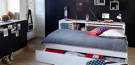 chambre style londres idee deco chambre ado londres visuel 9