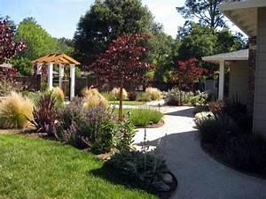 Garden: cool front yard garden ideas Landscaping Ideas For