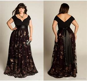 2017 Plus Size Luxury Couture Prom Gown Capped Short ...