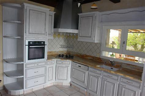 relooker cuisine rustique avant apr鑚 moderniser une cuisine en bois moderniser une cuisine en bois le plus captivant