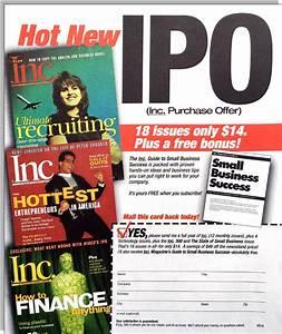Inc Magazine Ad - Jerry McTigue - Copywriter