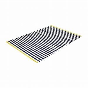 hadios tapis tisse plat 170x240cm habitat With tapis tissé plat