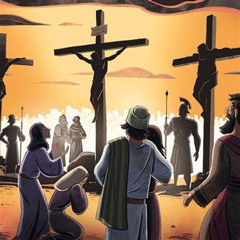 illustration  jesus crucifixion  sunday school zone