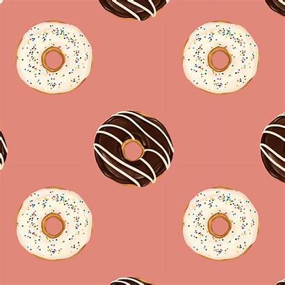 Patterned Donuts