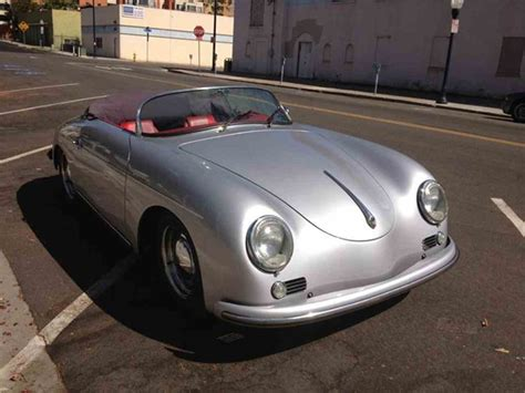 Replica Cars For Sale by 1957 Porsche Speedster For Sale Classiccars Cc 445817