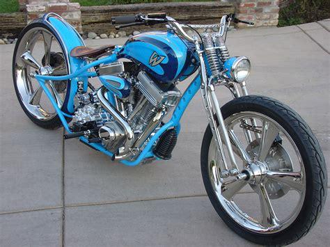 biker build  winner el pobre gringo top speed