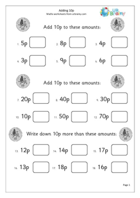 maths money worksheets year 5 them and try to solve
