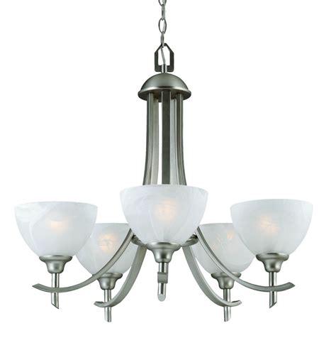 brushed nickel chandelier hton bay 26 in chandelier brushed nickel finish the