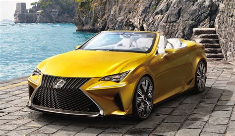 lexus convertible lexus turbocharges 2016 rc coupe adds v6 awd version too