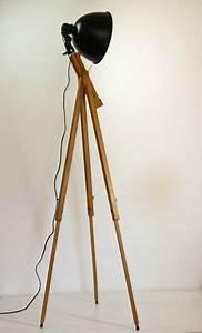 Retro Lampe Holz : design stil 1960 1969 lampen leuchten antiquit ten ~ Indierocktalk.com Haus und Dekorationen