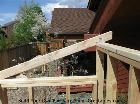 how to make a rafter for a shed newbie roof construction question backyard chickens