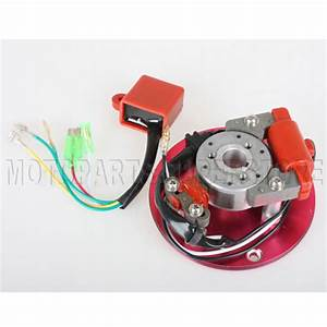 Performance Racing Inner Rotor Kit For Pit Dirt Bikes Ignition Cdi Parts