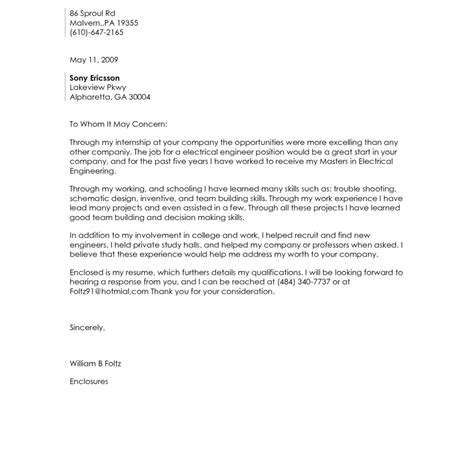 electrician cover letter samples electrician cover letter samples gallery cover letter sample