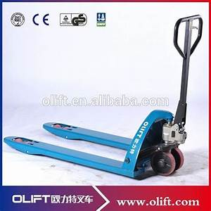 China Factory Price 2 5t Manual Hand Pallet Truck