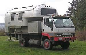 Fuso Expedition Truck Campers