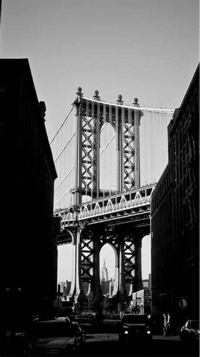 Iphone York Bridge Backgrounds Manhattan Wallpapers Plus