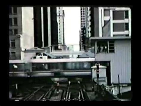 the ravenswood brown line from belmont to the loop in 1981 youtube