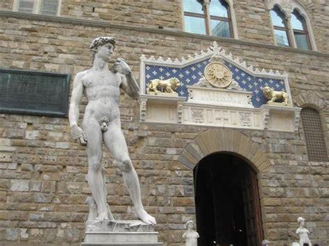 uffizi david didnt      museum   real