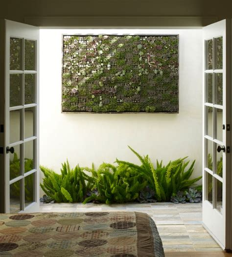 Home Interior Wall Hangings Interior Wall Hanging Garden Minature Succulents Olpos Design