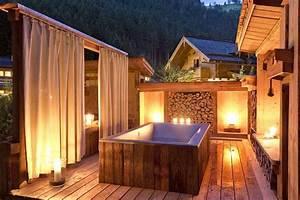 Mit Erkältung In Die Sauna : holzlebn h tten mit au enbadewanne sauna kinderspielplatz streichelzoo und vielen kleinen ~ Frokenaadalensverden.com Haus und Dekorationen