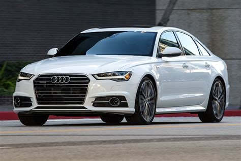 Used 2017 Audi A6 For Sale Pricing Features Edmunds