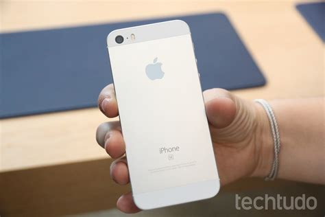 iphone se celulares  tablets techtudo