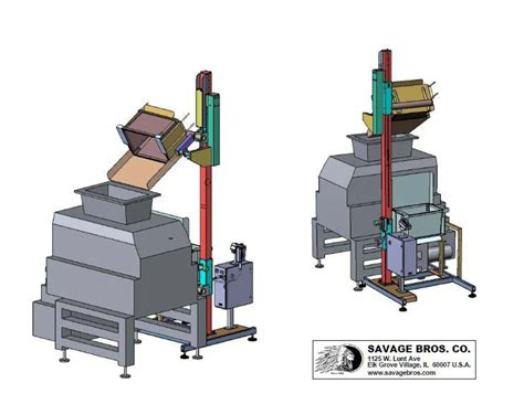 Integrated Systems For Lifting & Pouring