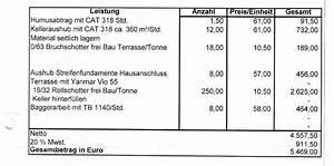 Keller Preis Pro M2 : keller rohbau angebot was meint ihr bauforum auf ~ Markanthonyermac.com Haus und Dekorationen