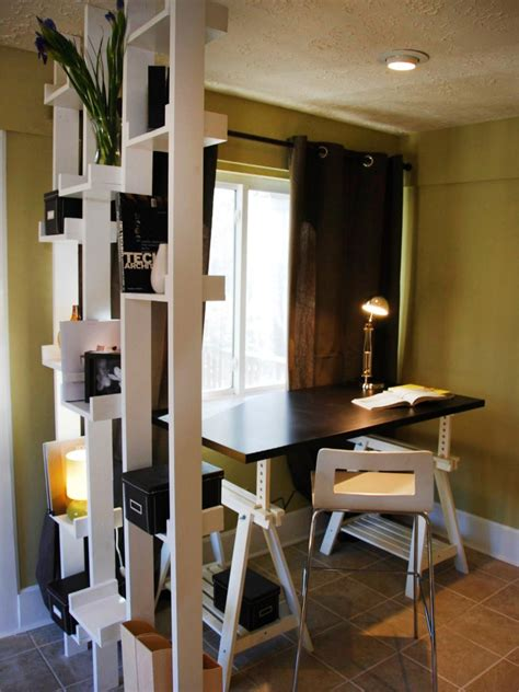 small for office small space home offices hgtv