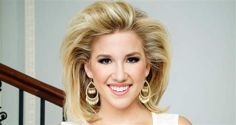 Miss Tennessee Teen Usa Savannah Chrisley Previews New