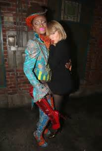 Kinky Boots On Broadway Backstage at Taylor Swift