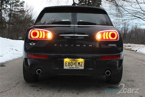 mini cooper  clubman review webcarz