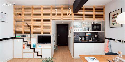 appartement studio design le zoku fonctionnel et esth 233 tique