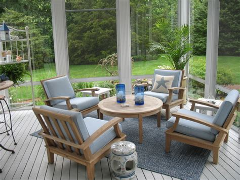 naturewood furniture   indoor  outdoor sitting